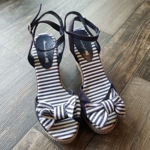 American Eagle Outfitters Wedge Heel Shoes
